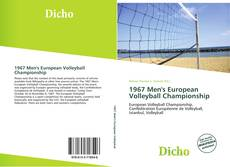 Bookcover of 1967 Men's European Volleyball Championship
