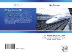 Borítókép a  LMS Diesel Shunter 1831 - hoz
