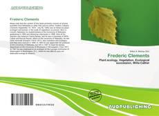 Frederic Clements kitap kapağı