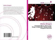 Portada del libro de Alisha (Singer)