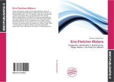 Capa do livro de Eric Fletcher Waters