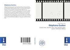 Stéphane Guillon kitap kapağı