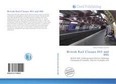 Capa do livro de British Rail Classes 485 and 486