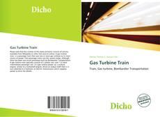Bookcover of Gas Turbine Train