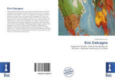Couverture de Eric Calcagno