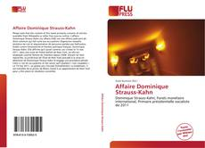 Portada del libro de Affaire Dominique Strauss-Kahn