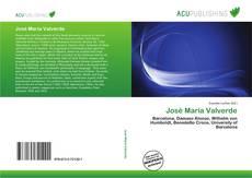 Bookcover of José María Valverde