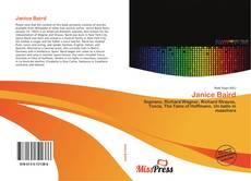 Buchcover von Janice Baird