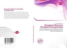 Portada del libro de European Women's Handball Championship