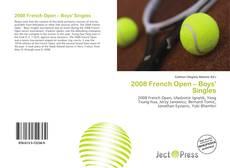 Buchcover von 2008 French Open – Boys' Singles