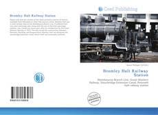 Bromley Halt Railway Station kitap kapağı