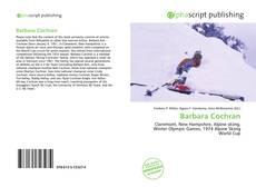 Buchcover von Barbara Cochran