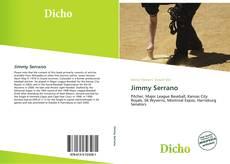 Portada del libro de Jimmy Serrano
