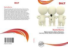 Bookcover of Karla Burns