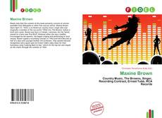 Bookcover of Maxine Brown