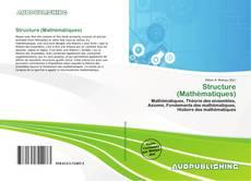 Buchcover von Structure (Mathématiques)