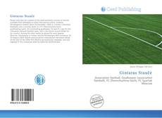 Bookcover of Gintaras Staučė