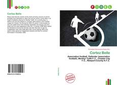 Buchcover von Cortez Belle