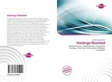Buchcover von Hastings Rashdall
