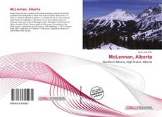 Bookcover of McLennan, Alberta