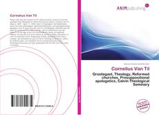 Cornelius Van Til kitap kapağı