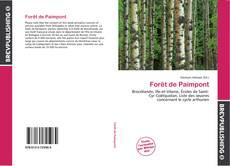 Bookcover of Forêt de Paimpont