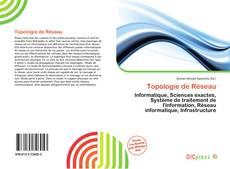 Buchcover von Topologie de Réseau