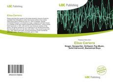 Bookcover of Elisa Cariera