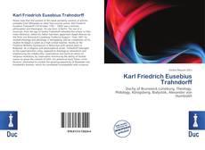 Bookcover of Karl Friedrich Eusebius Trahndorff
