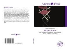 Capa do livro de Miguel Littín
