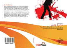 Bookcover of Leslie Carter
