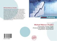 Capa do livro de Michael Marcus (Trader)
