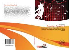Capa do livro de Caroline Crawford