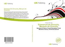 Bookcover of Emmanuel de Grouchy, Marquis de Grouchy