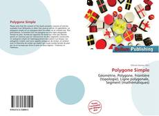Buchcover von Polygone Simple
