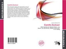 Обложка Camille Zeckwer