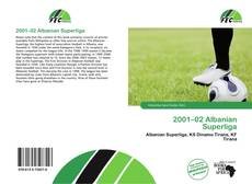 Bookcover of 2001–02 Albanian Superliga