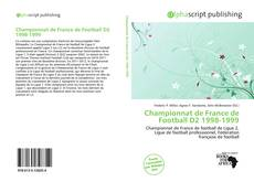 Bookcover of Championnat de France de Football D2 1998-1999