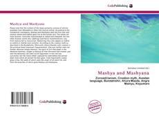 Borítókép a  Mashya and Mashyana - hoz