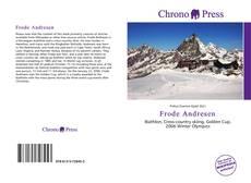 Bookcover of Frode Andresen