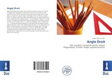 Bookcover of Angle Droit