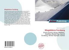 Bookcover of Magdalena Forsberg