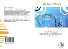Capa do livro de Glitch (Musique)