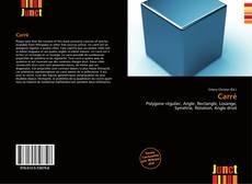 Buchcover von Carré