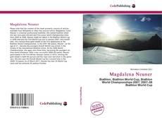 Portada del libro de Magdalena Neuner