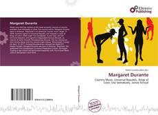 Bookcover of Margaret Durante