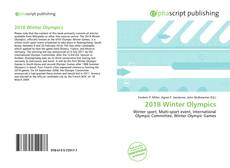 Bookcover of 2018 Winter Olympics