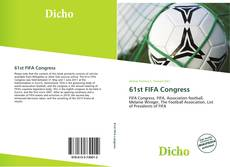 Bookcover of 61st FIFA Congress