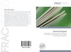 Bernard Sergent kitap kapağı