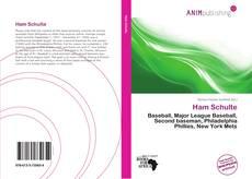 Ham Schulte的封面